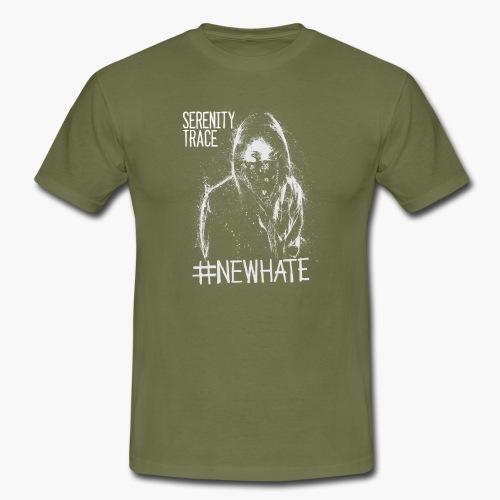 #NewHate Female - T-skjorte for menn
