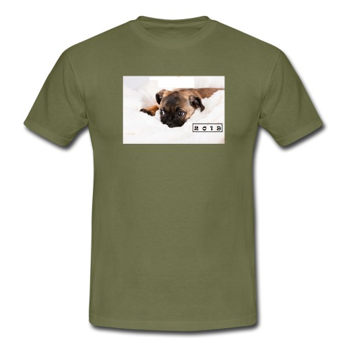 chien - T-shirt Homme