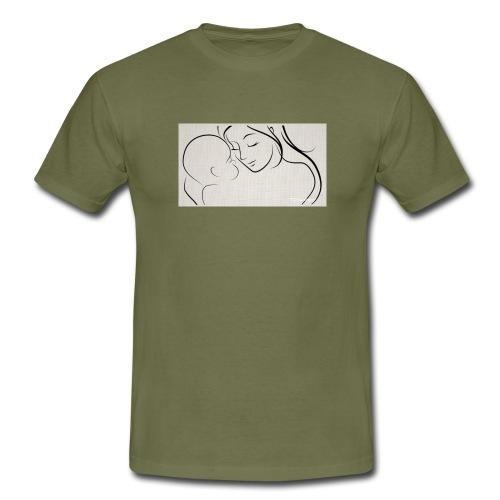 enfant mere - T-shirt Homme