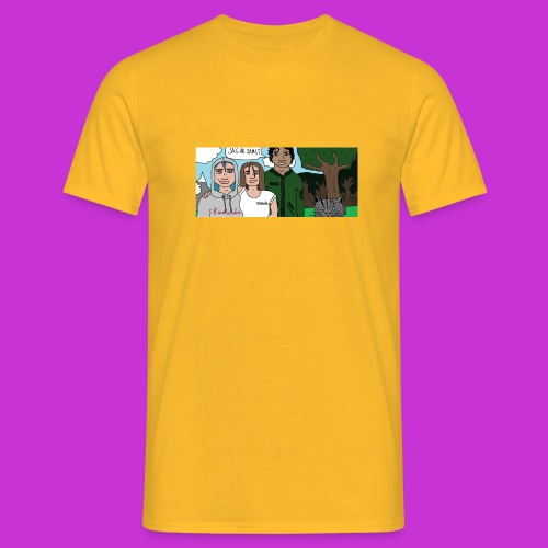 KAMANDAMERCH - T-shirt herr