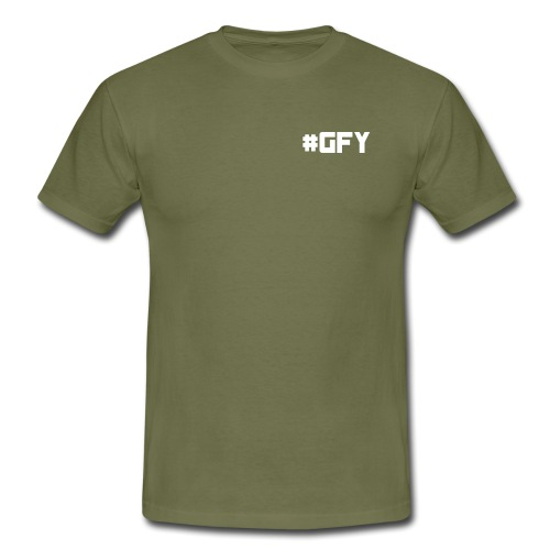 #GFY - Go Fuck Yourself - Männer T-Shirt