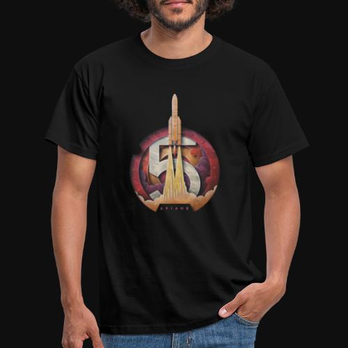 Ariane 5 - Lift off By Fugstrator - Men's T-Shirt