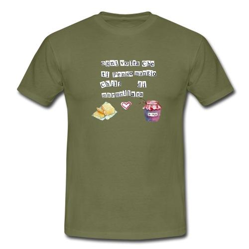 Marmellata - Maglietta da uomo