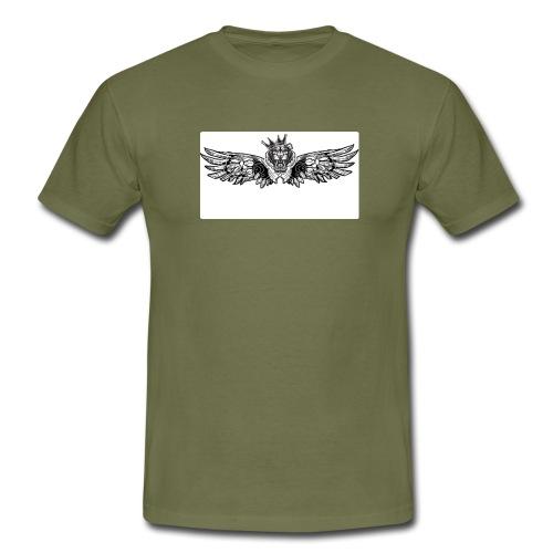 Lion King hoodie - T-shirt herr