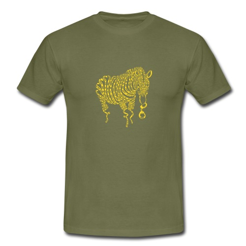 Nature of Crime - Männer T-Shirt