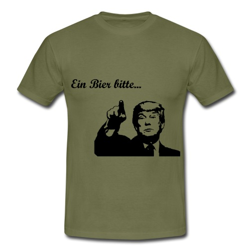 trump bestellt - Männer T-Shirt