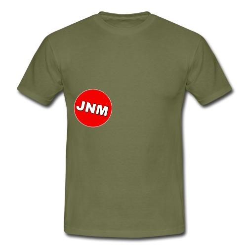 JustNotMe logo design - Mannen T-shirt