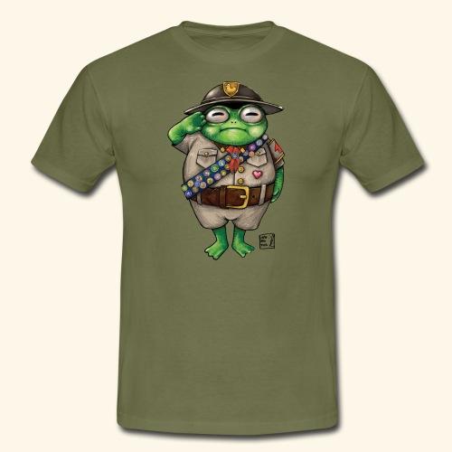 Der letzter Maimaifinder - Männer T-Shirt