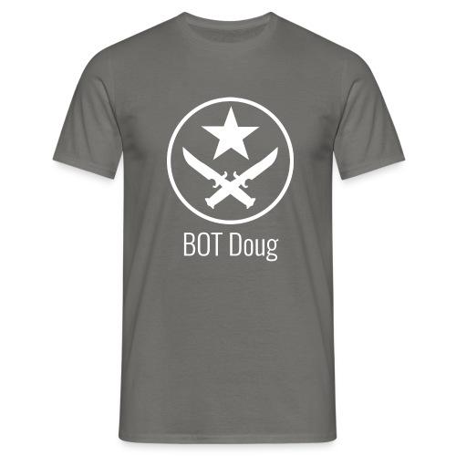Bot Doug - T-shirt herr