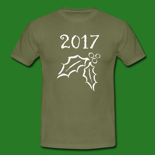 2017 - Men's T-Shirt
