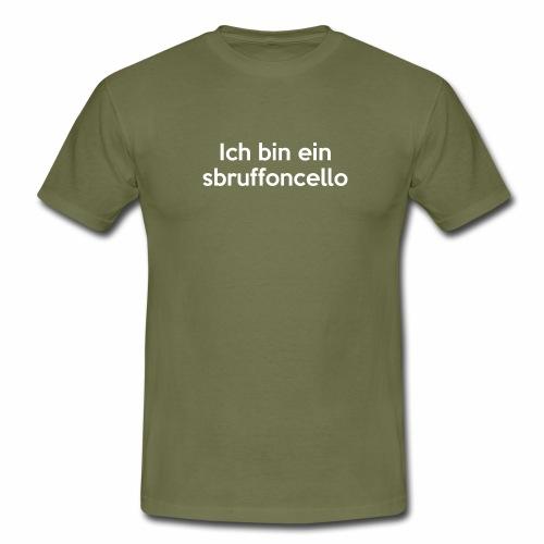 Sbruffoncello - Maglietta da uomo