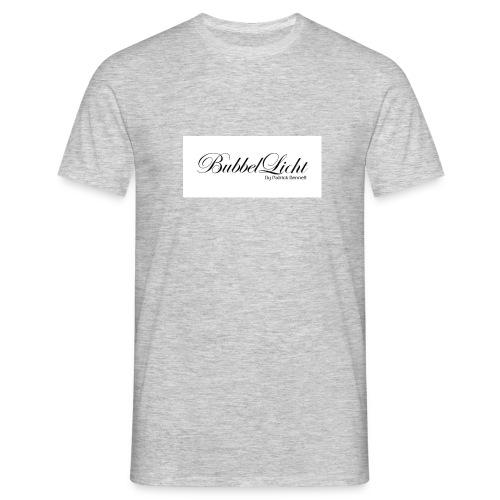 Bubbel Licht Holland - Mannen T-shirt