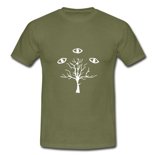 aom motive1_v3 - Men's T-Shirt