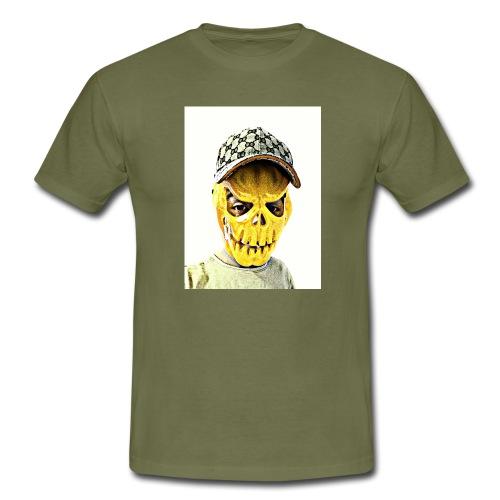 Gelber PMKM - Männer T-Shirt