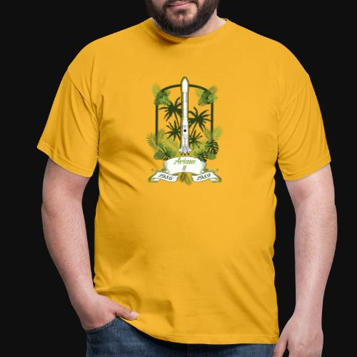 Ariane 2 label - Men's T-Shirt