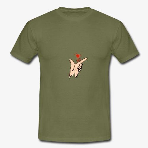 love sk8 - T-shirt Homme