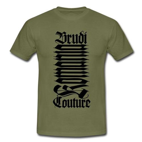 BrudiCouture - Männer T-Shirt