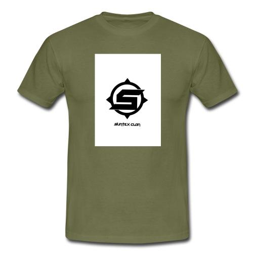 Syntex Clan - T-shirt herr