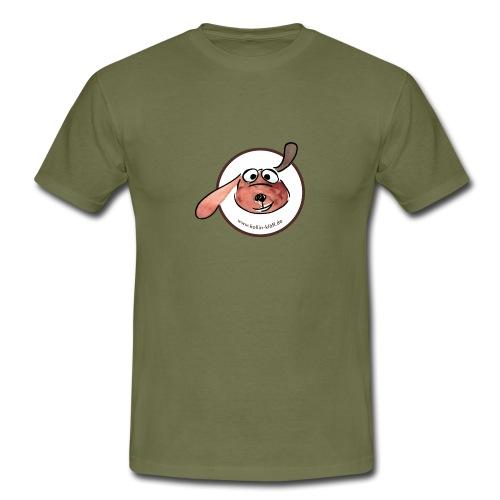 Kollin Kläff - Hunde Hauptfigur - Männer T-Shirt