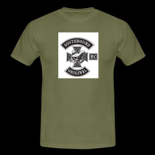 SOUTHBOUND - Miesten t-paita