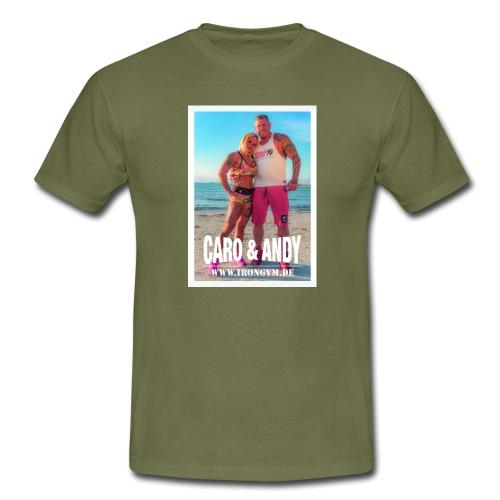 caro andy 01 - Camiseta hombre