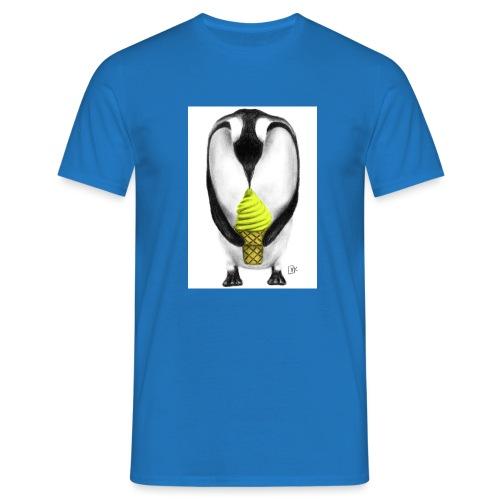 Penguin Adult - Men's T-Shirt