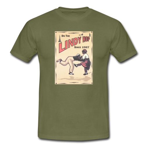 Do the Lindy Hop Since 1927 - T-shirt herr
