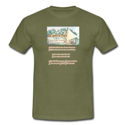 16 A HOE I TE VAA - T-shirt Homme