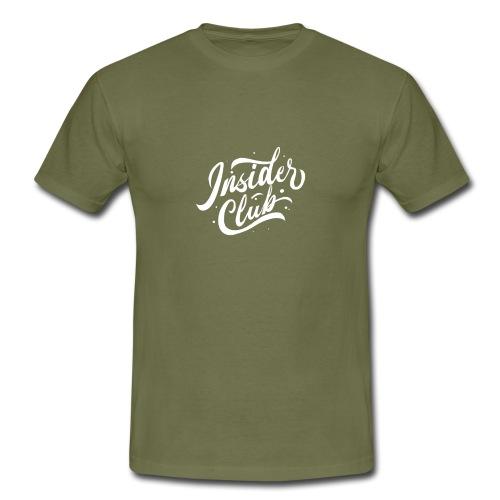 Insider Club - Männer T-Shirt