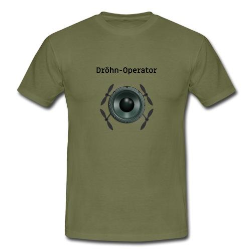 Droehn Operator - Männer T-Shirt
