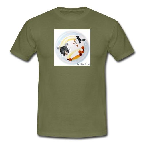Le Ptit mouton d'Ouessant - T-shirt Homme