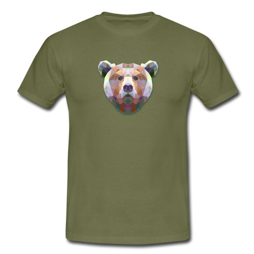 Bear - Maglietta da uomo