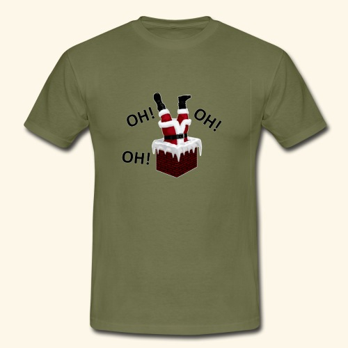 OH! OH! OH! - T-shirt Homme
