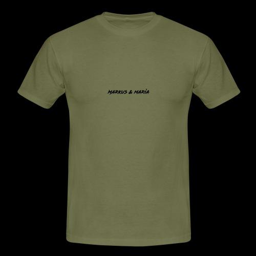 markus och maria - T-shirt herr