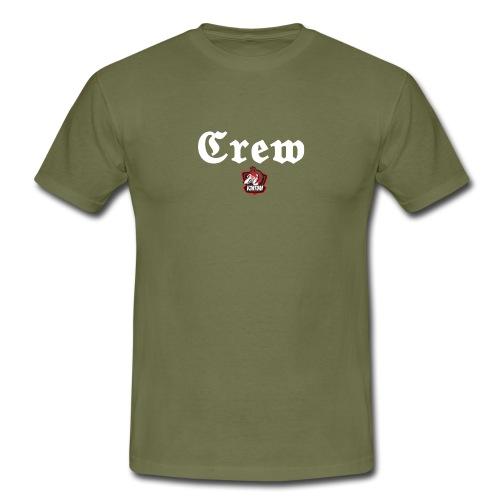 member weiss - Männer T-Shirt
