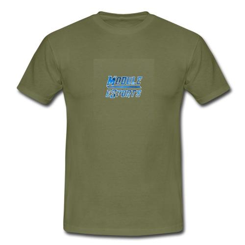 Module Text Logo - Men's T-Shirt