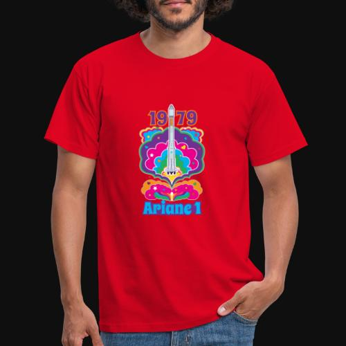 Ariane 1 - Psychedelic - Men's T-Shirt