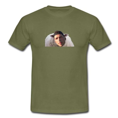 TVS het Armo Schaap en SHIT - Mannen T-shirt