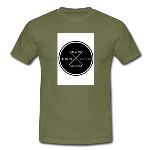 Four City Design - Men's T-Shirt
