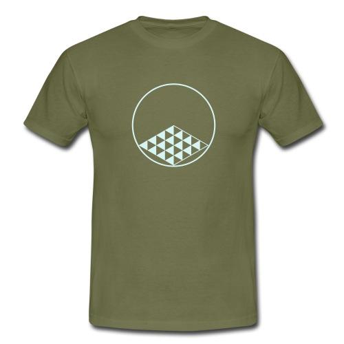 CropCircle Blackhorselane 2015 - Männer T-Shirt