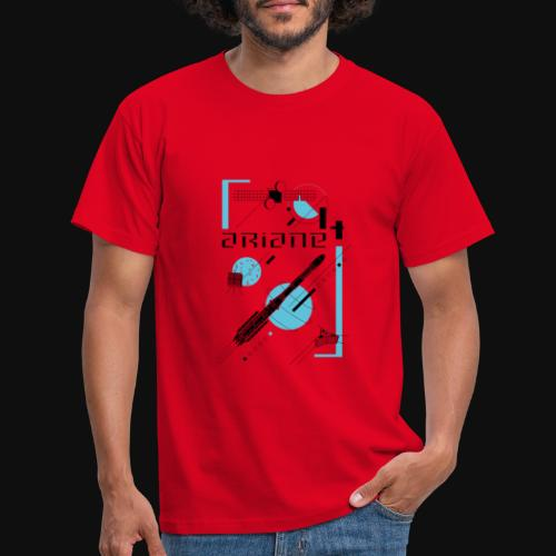 ARIANE 4 - how it works - Men's T-Shirt
