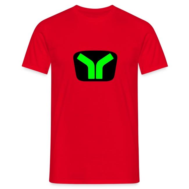 Yugo logo colored design
