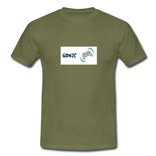 Gonic logo | Flippin' controller - T-shirt herr
