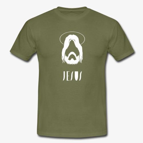 jesus - Men's T-Shirt
