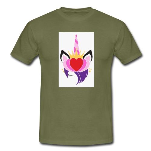 01728EC7 E6B0 4778 BAA6 924930A86C55 - Männer T-Shirt