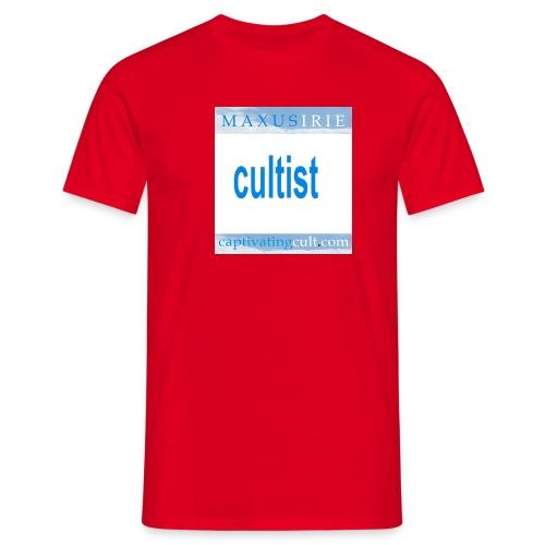 Maxus Irie Cultist - Men's T-Shirt