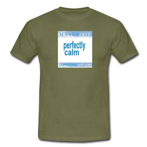 Maxus Irie Perfectly Calm - Men's T-Shirt