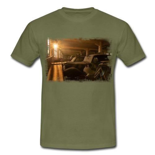 Olditimer Sunset - Männer T-Shirt