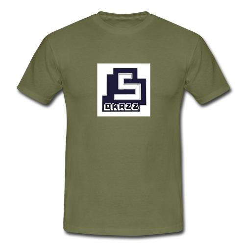 SOKAZZ LOGO - T-skjorte for menn