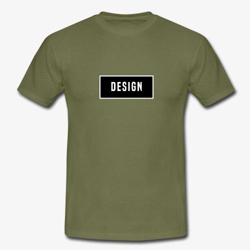 design logo - Mannen T-shirt
